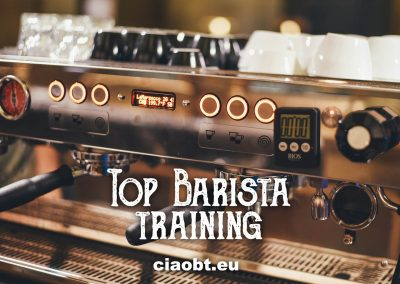Top Barista Training